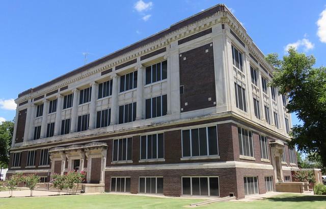 Old Taylor County Courthouse (Abilene, Texas)
