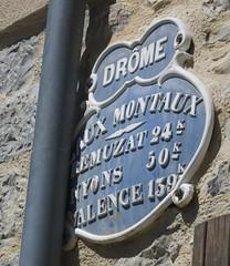 Laux Montaux , Drome