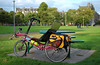 Bruntsfield biking