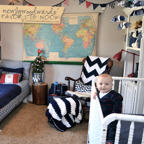 Boys Funky Room: Simple Home Decoration