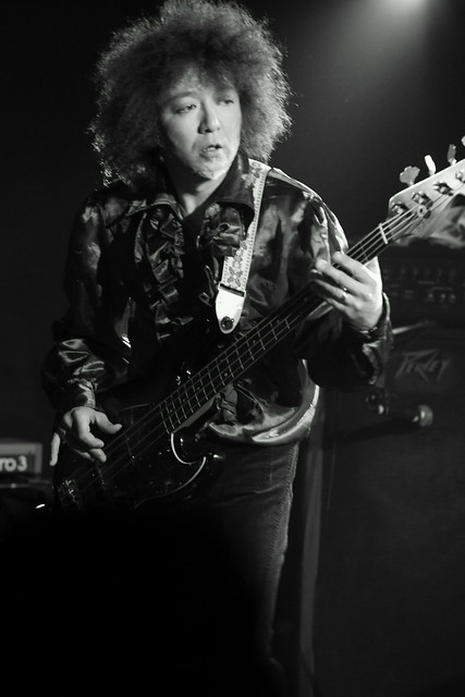 JIMISEN live at Adm, Tokyo, 03 Feb 2013. 405