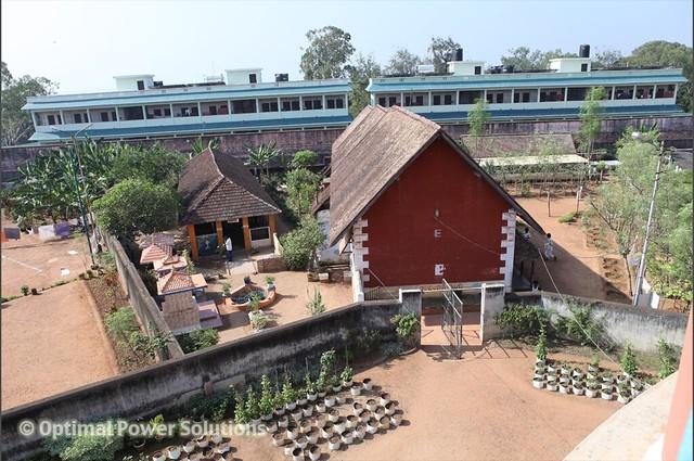 Kerala Prison Solar Power System