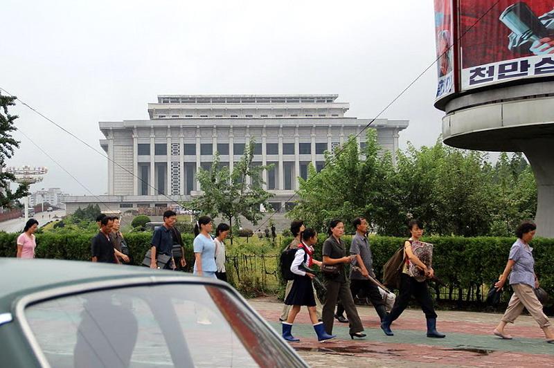 North Korea. People(3)