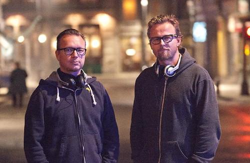 Directors Espen Sandberg and Joachim Rønning © Nordisk Film