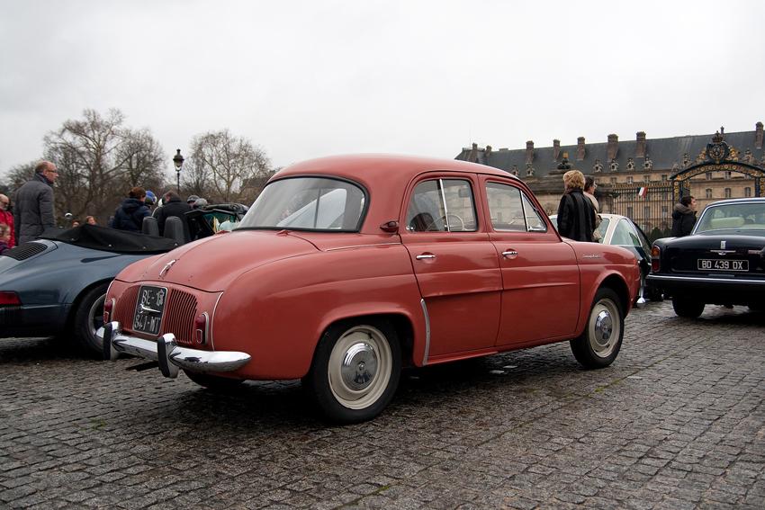 1956–67 Renault Dauphine