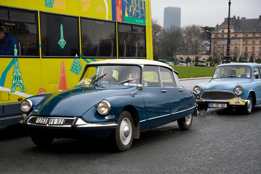 1955–68 Citroen DS 19