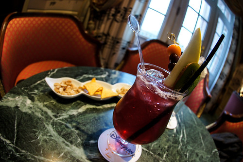 Cafe Fantasia @ The Disneyland Hotel