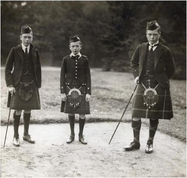 1910 Prince Albert