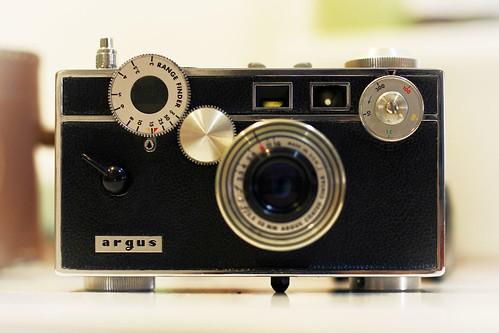 1955 Argus C3