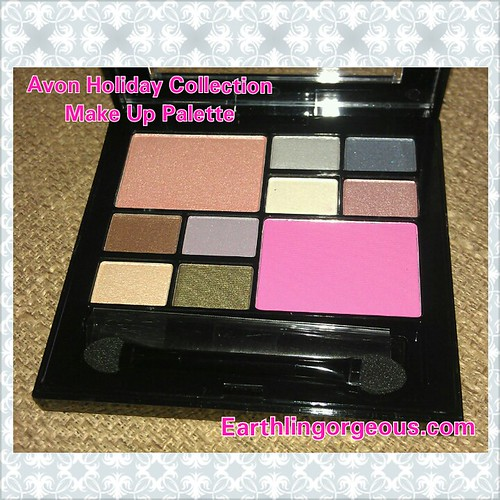 Avon Holiday Collection Make Up Palette