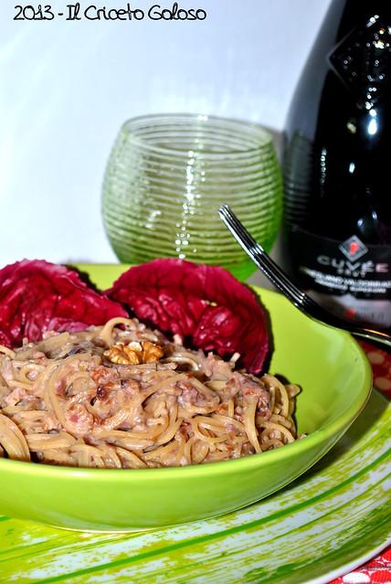 Spinobelli con radicchio e noci (2)