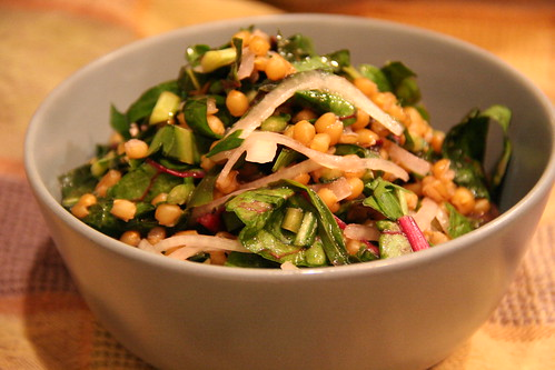 Grains and Greens Winter Salad