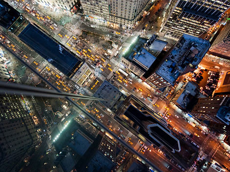 INTERSECTIONS by NAVID BARATY