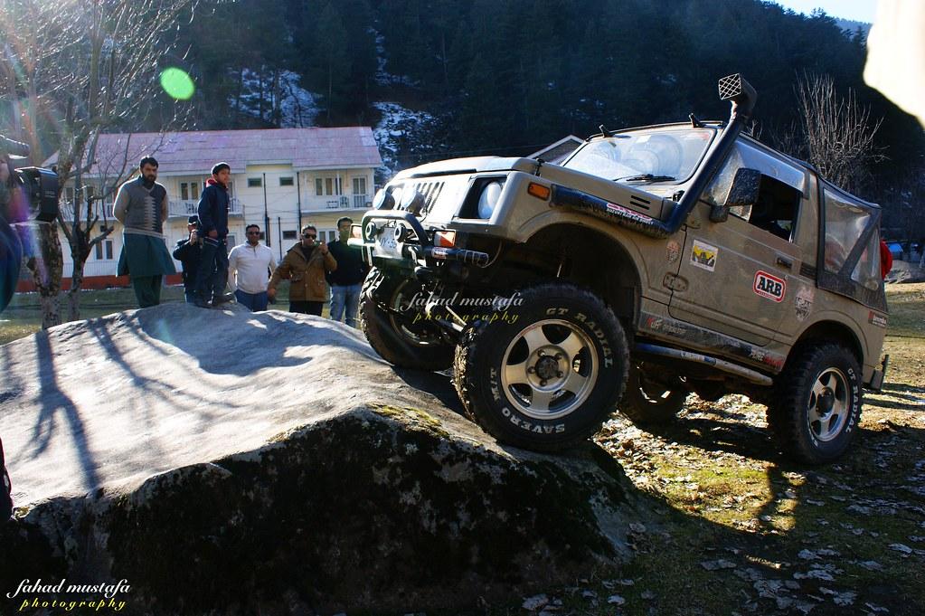 Muzaffarabad Jeep Club Neelum Snow Cross - 8468212091 d11abd6692 b