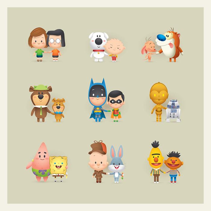 So Happy Together av Jerrod Maruyama