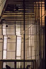 """""""城市夜之形 Urban Night Forms"""" / 香港中環商場建築與人流之形 Shopping Malls and Human logistics Forms in Central, Hong Kong / SML.20130209.7D.21684.P1"""