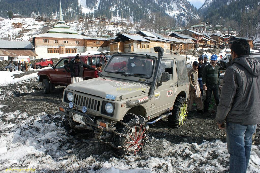 Muzaffarabad Jeep Club Neelum Snow Cross - 8470725339 cbc34e4db1 b