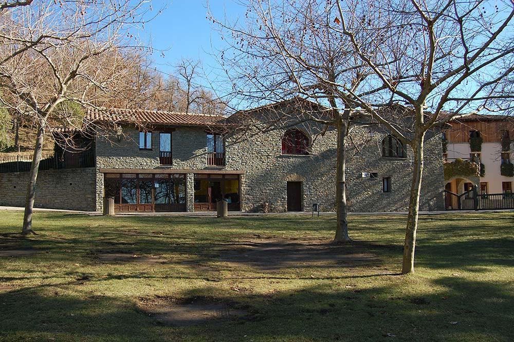 La devesa casa de col nies i hostal rural rupit - Casa rural en rupit i pruit ...