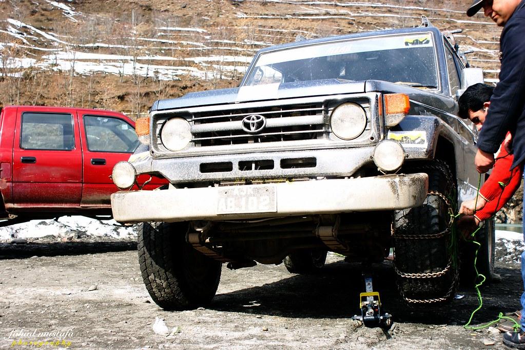 Muzaffarabad Jeep Club Neelum Snow Cross - 8471874602 4d4e1baffb b