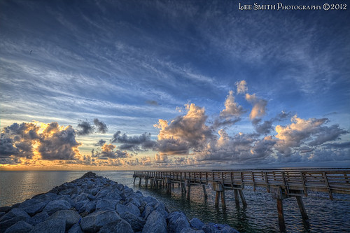South Beach Jetty & Pier by smittysholdings