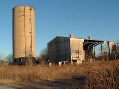 Abandoned Fertilizer Plant
