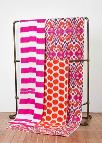 Weinrib-Ikat-Fabrics