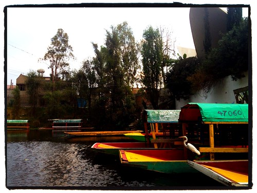 Xochimilco: Boat, Beers and Tequila by tf_82