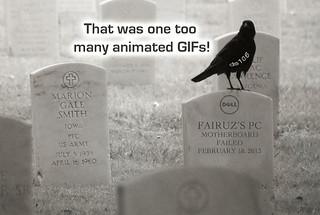 The Death of Fairuz's PC
