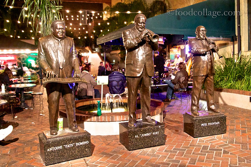 Musical Legends Park in New Orleans