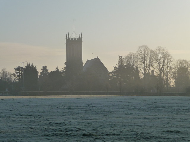 All Saints in Frost and Mist