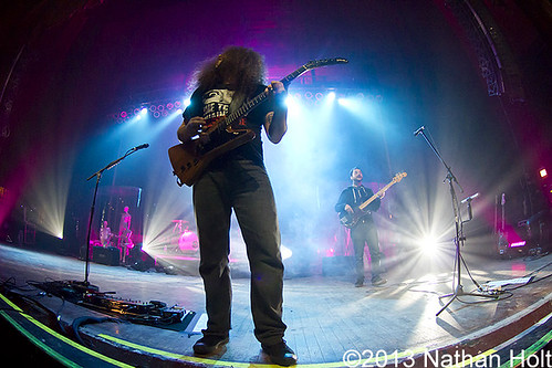 Coheed And Cambria - 02-09-13 - Congress Theater, Chicago, IL
