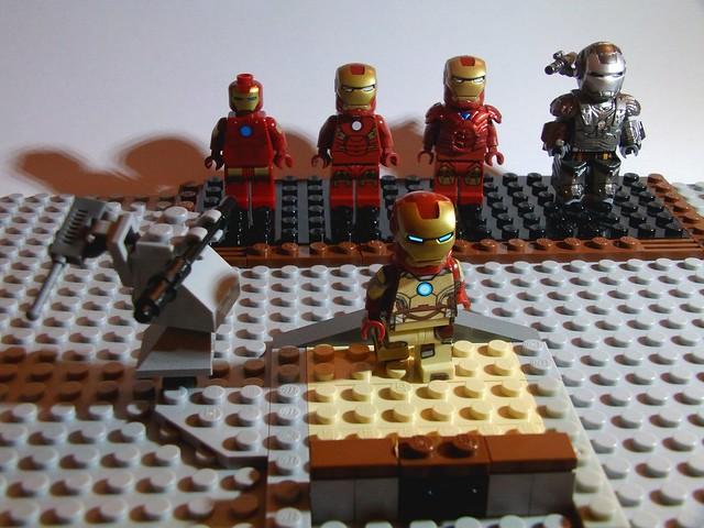 how to make a lego world war 2 helmet