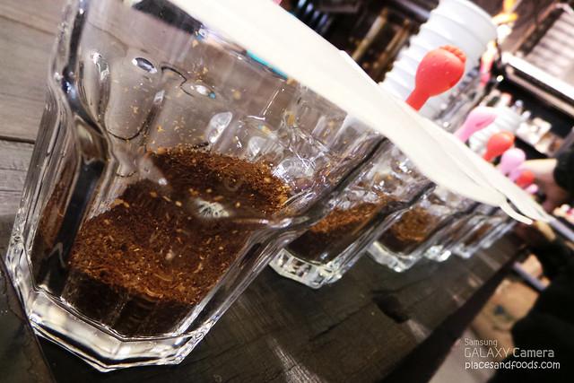 barista championship cupping