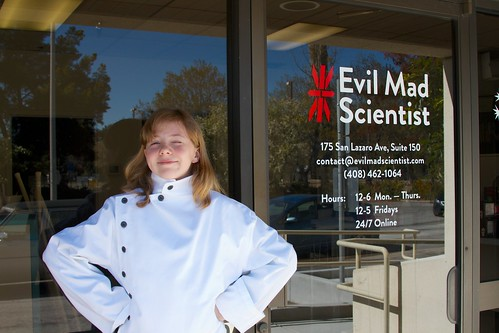 Syliva @ Evil Mad Scientist 1