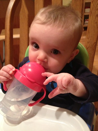 Sippy Cup time