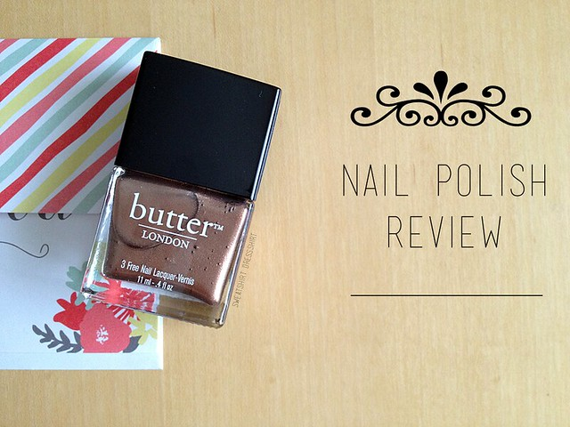 butter london nail polish review, the old bill by butter london, copper colored nail polish, nail polish ideas for fall, high end nail polish suggestion, fall nail polish, butter london, nordstrom nail polish