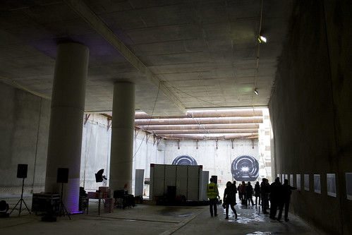Crossrail Station at Woolwich