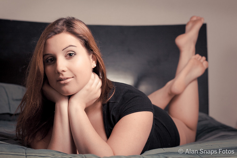 Pics Of Women On Stomach Looking Up Feet Dangling Behind