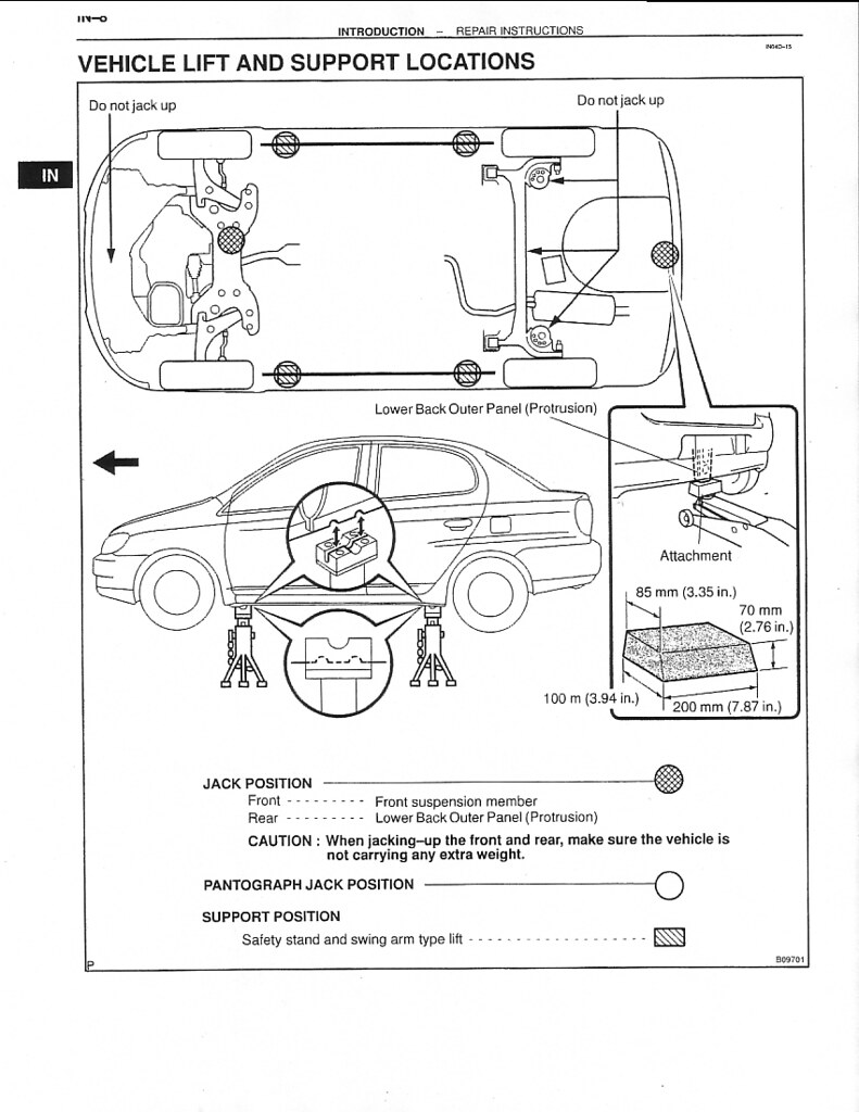 Toyota Echo Oxygen Sensor Change Diy Due To Po141 Nation Car Lift Schematic Forum And Truck Forums