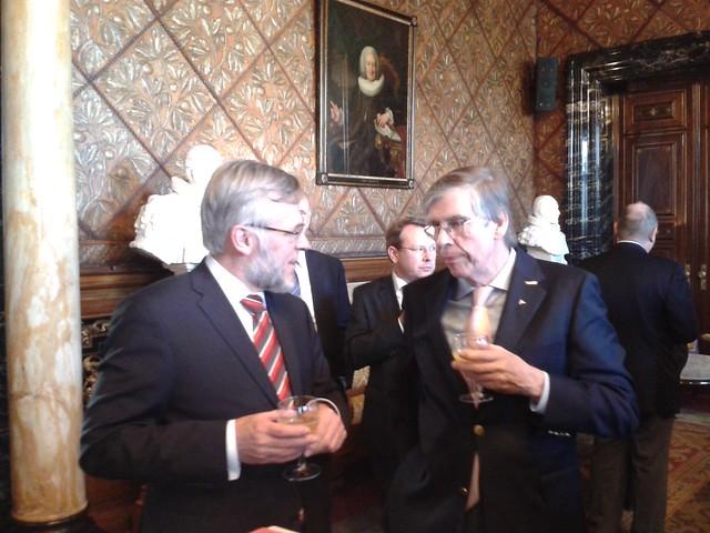 Senatsempfang zum 125-jährigen Jubiläums des Deutschen Segler-Verbandes
