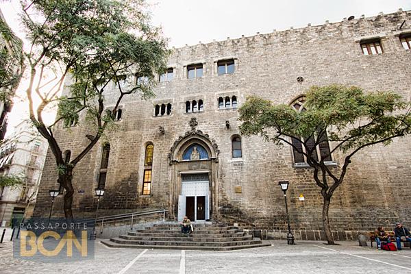 Sant Pere de les Puelles, Barcelona