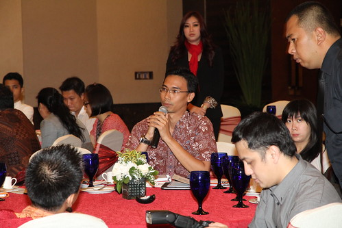 Indonesia Middle-Class Brand Forum 2013-Q&A