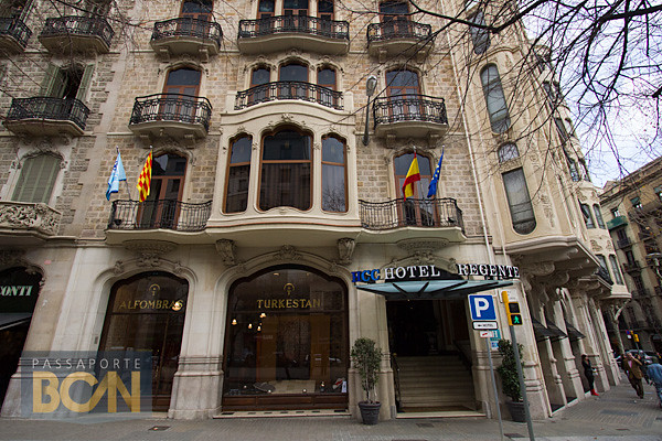 Hotel HCC Regente, Barcelona