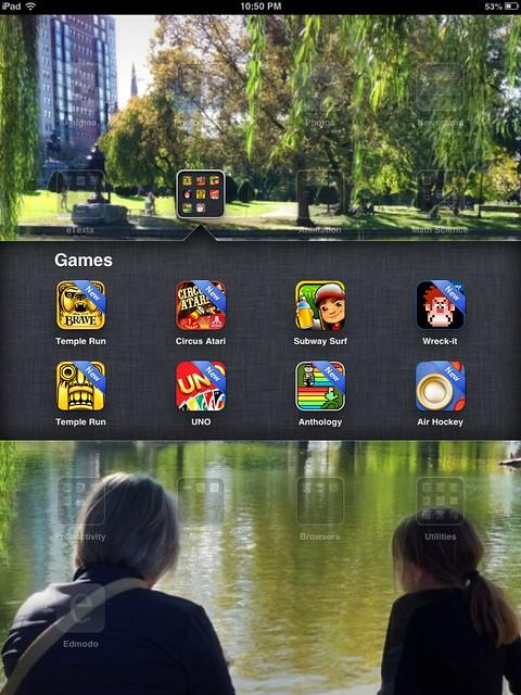 iOS Games (March 2013)