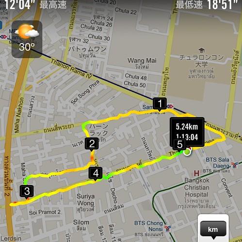 ホテルの周りを散策 by haruhiko_iyota
