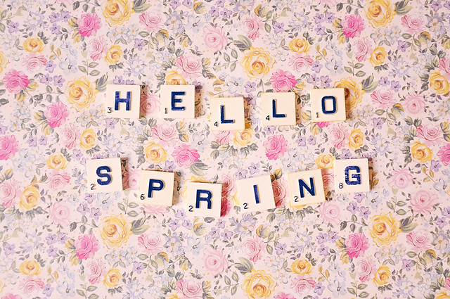 Well, hello spring!