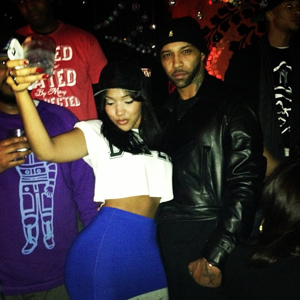 yaris sanchez and joe budden (2)