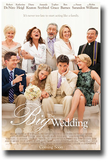 Buy The Big Wedding Movie Poster For Sale