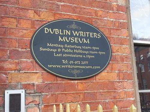 The Writers Museum. Dublin, Ireland