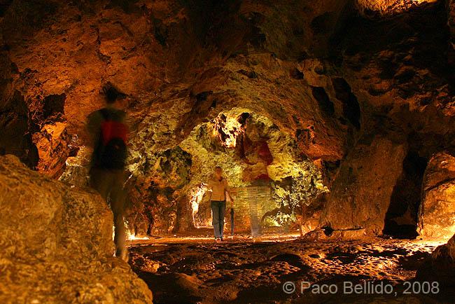 La cueva del drag�n. � Paco Bellido, 2008